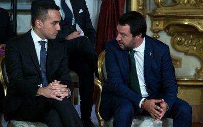 Dai comizi al governo: le promesse mancate di Salvini e Di Maio