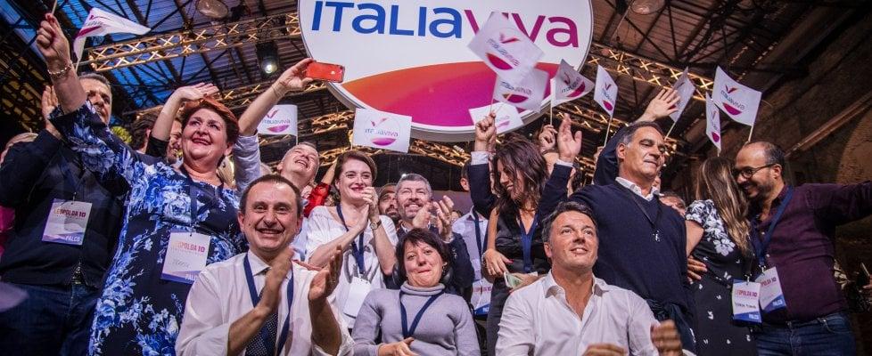 Italia Viva, un nuovo inizio