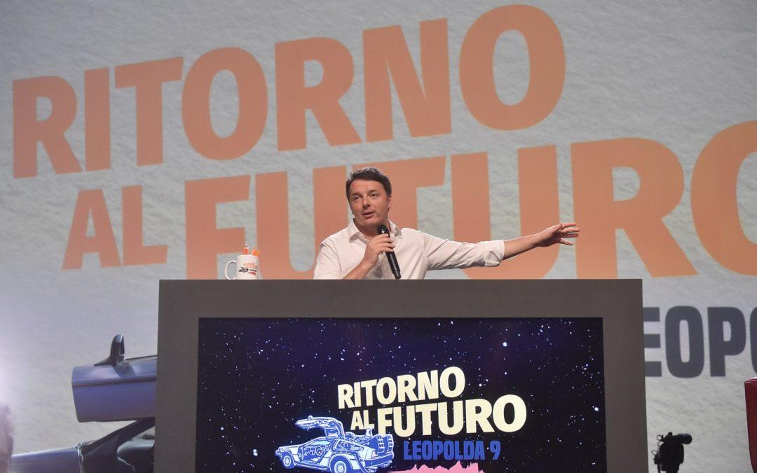 Verso la Leopolda: Italia Viva un nuovo inizio