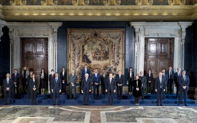 Uniti con Draghi, così l'Italia riparte