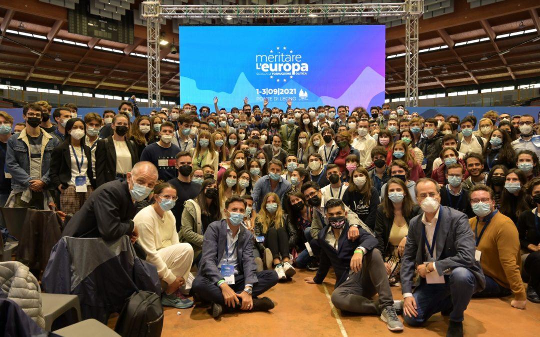 Passione e curiosità, il futuro dell'Italia lo scrivono i giovani